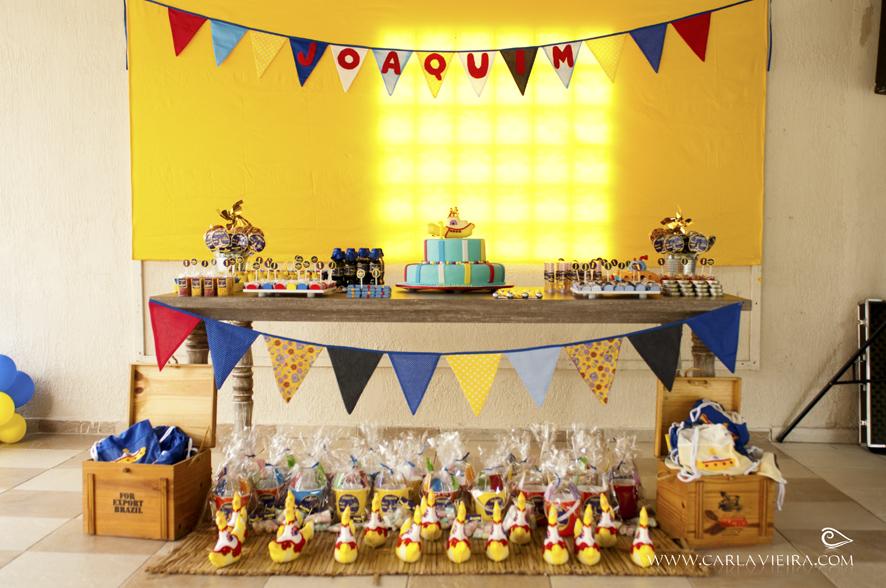 decoracao festa infantil yellow submarine:Festa Infantil_Carla Vieira Fotografia