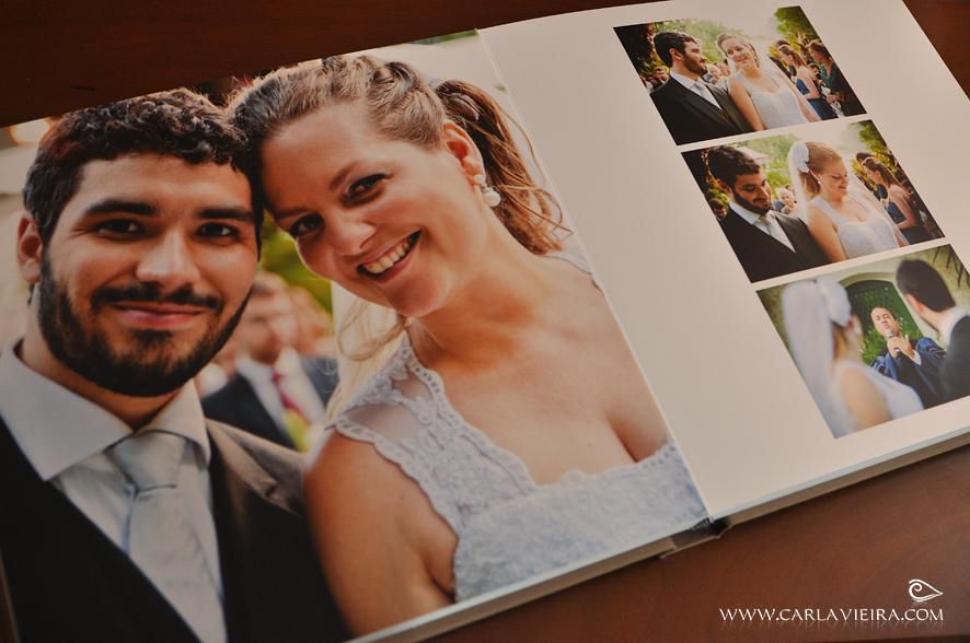 Escolha Do álbum De Casamento Carla Vieira Fotografia