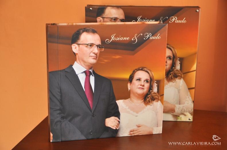 Álbum de Casamento_ Capa fotografica