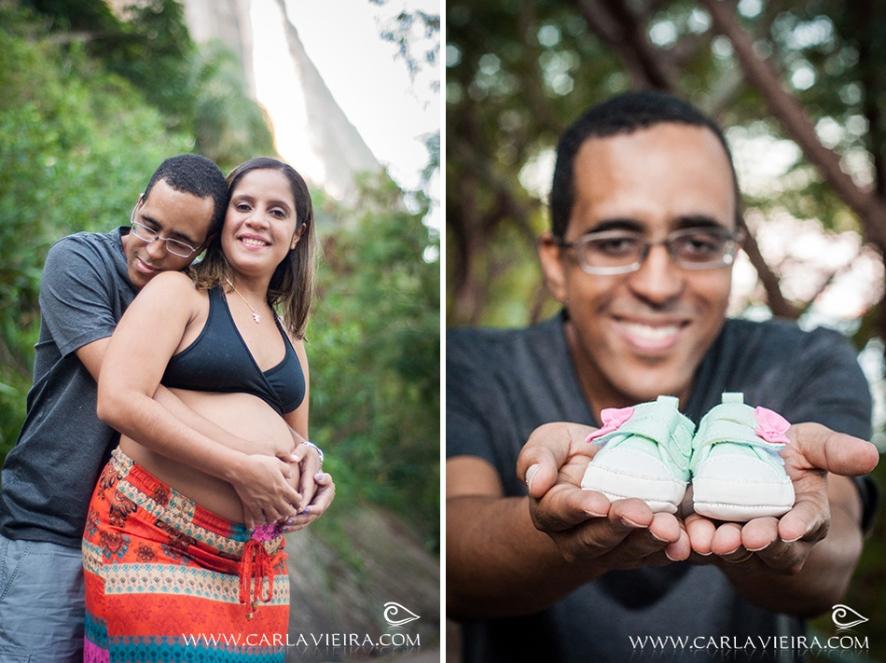 Carla Vieira Fotografia - ensaio gestante